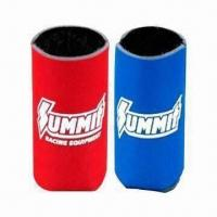 Quality Stubby Cooler with 5mm Thickness, Made of Neoprene wholesale