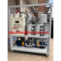 Quality High Quality used transformer oil regeneration machine, Insulation Oil Recycling System, Vacuum Oil Reclamation silicon wholesale