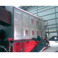 Quality Precision Multi Fuel Gas Oil Fired Water Steam Boiler / Oil Heating Boilers wholesale