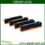 Quality Color Toner Cartridge HP CB540A-541A-542A-543A wholesale