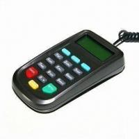 Quality Reliable/Secure PINPad with Elegant Sheild Design and PCI-PED V2.1 Standard wholesale