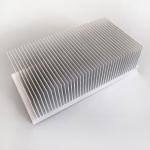 Quality Aluminum Heat Sink Cooling Temperature 200(W)*60(H)*120(L)mm wholesale