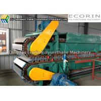 China 33T Sandwich Panel Production Line , Polyurethane Sandwich Panel Making Line on sale