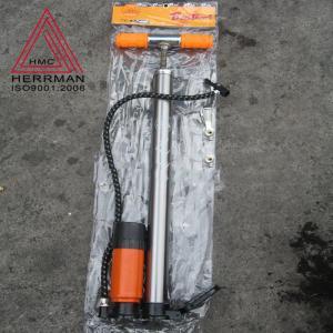 Quality Durable Bicycle Hand Pump / Handheld Bike Pump Aluminum Alloy Material wholesale