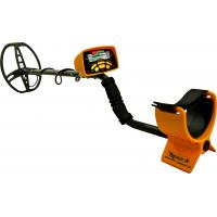 Quality Waterproof Underground Metal Detector , Deep Earth Gold Treasure Scanner Detector With Coil MD6350 wholesale