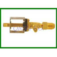 Quality Inlet Thread NPT 1 / 8 Copper Gas BBQ Grill Valves , make as per your design wholesale