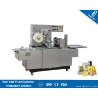 Quality CE ISO Automated Packaging Machine Paper Box Cellophane Packing wholesale
