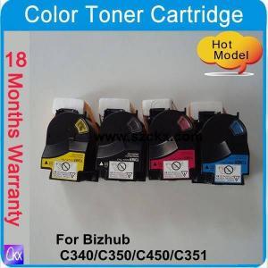 Quality Re manufactured Color Toner Cartridge konica minolta TN310 wholesale