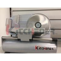 Quality Electric Food Slicer 9 Inch Blade , Stainless Steel Cheesecake Cutter Slicer Commercial Grade wholesale