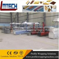 WINDOW & DOOR PROFILE LAMINATING MACHINE