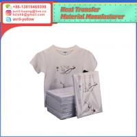 China A4 printing A+B Laser self weeding for light colored fabric all color laser printer heat transfer paper on sale