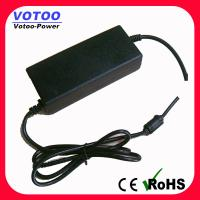 Cheap CCTV AC - DC Desktop Switching Power Supply , LED 72W 12V 6A Adapter for sale