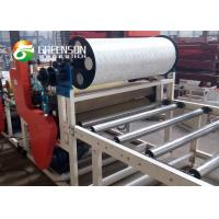 Quality Sound Absorbing Gypsum Ceiling Tile Production Line / Making Machine wholesale