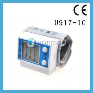 China Wrist Electronic Blood Pressure Monitor,Wrist Electronic Blood Pressure Monitor,U917-1C on sale