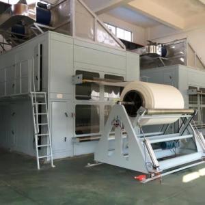 China Medical Gauze Production Line , Medical Gauze Drying Machine on sale