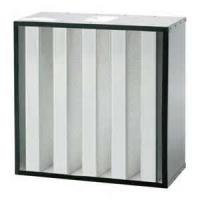 Quality Washable 595 x 595 x 292mm H13 Aluminum high efficiency home mini pleat hepa filter for air purifier wholesale