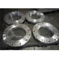 Quality ANSI ASME Duplex stainless steel forged flanges For Ball Valve wholesale