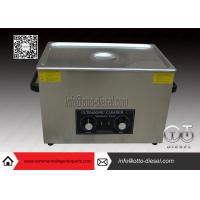 Quality Low Frequency Ultrasonic Wash Tank 20000ml 500 × 295 × 150mm wholesale