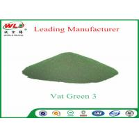 Quality OEM Indigo Vat Dye C I Vat Green 3 Olive Green B Vat Dyes And Pigments Journal wholesale