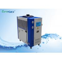 Quality Low Noise Fully Automatic Commercial Water Chiller Small Chiller Units 3Hp - 45Hp wholesale