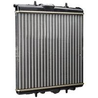 Quality 2.52 Kg Weight 63708A Auto Parts Radiator PEUGEOT 206 Radiator OE 133037 wholesale