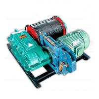 Quality High-Speed Hoisting Electric Wire Rope Winch For Derrick , 6 Ton - 16 Ton wholesale