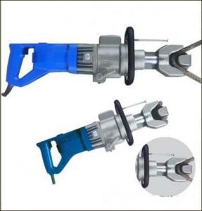 Quality Portable Hydraulic steel bar/thread bar/screw/ Bender Dia16mm Bending Angle 0-130 degrees wholesale