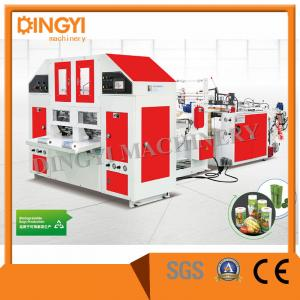 China Automatic Flat Bag Bag On Roll With Core Making Machine on sale