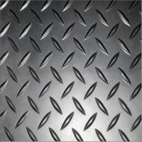 Quality High Strength Checker Plate Sheet Low Carbon Anti - Skid Steel wholesale