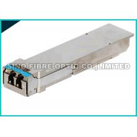 LC Multimode Fiber Optic Transceiver Cisco 10GBASE-SR SFP+ Module 300 Meters