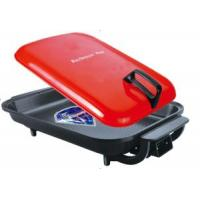 Quality Square Electric Barbecue Pan Mt8006 wholesale