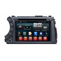 Quality Ssangyong Kyron Actyon GPS Car Multimedia Navigation System Android 3G WIFI SWC BT wholesale