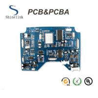 Quality Blue soldermask pcb assembly pcba for heat pump controller board wholesale