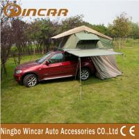Quality Ripstop Canvas Feature  Roof Top Tent Foldable roof tent for camping RT05 wholesale