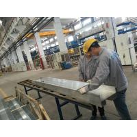 Quality QC Checking Industrial Aluminum Extrusion Profiles with PVDF coating Surface wholesale