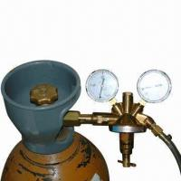Quality Acetylene Gas Regulator with Forged Brass Body wholesale