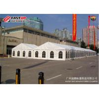 Quality Fully Modular Design Wedding Marquee Tent With Wooden Flooring System wholesale