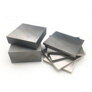 Quality 42hrc Min Polished 99.95% Tungsten Alloy Block 30mm Thick wholesale