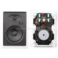 """Quality 5.25"""" 8ohm In Wall Stereo Speakers Rubber Speaker Surrounds For Park / Square wholesale"""