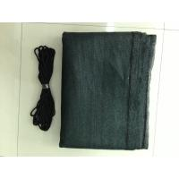 Quality Hdpe Raschel Knitted Plastic Fence Netting With Anti UV For Garden wholesale