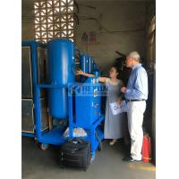 Quality Fully Enclosed Type Double Stage High Vacuum Insulation Oil Purification System 9000Liters/Hour wholesale