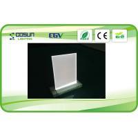 China Advertising Display LED Lighting Panels High Brightness 4mm / 6mm on sale