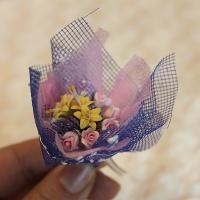 China pink Rose bouquet HC026 on sale