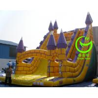 China 2016 hot sell  Commercial inflatable slide with 24months warranty GT-SAR-1603 on sale