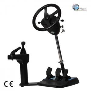 China With Key Start Engine Portable Car Driving Training Simulator on sale