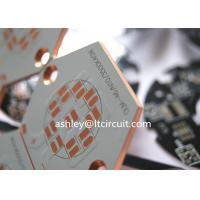Quality LED Lighting Copper Based PCB with Counter Bore Mounting Hole wholesale