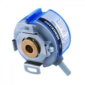 China Servo Motor Hollow Shaft Through Hole Encoder K48 Shaft 12mm Line Driver Output on sale