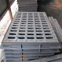China Foundry Direct Wholesale Ductile Iron Grating Square Grating Frame 850*850mm From China on sale