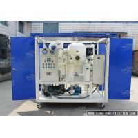 China 600l/H Remove Impurities Transformer Oil Purifier on sale