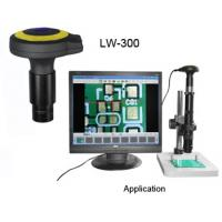 Quality LW-300 China 3.0M pixel high resolution microscope digital camera electronic eyepiece wholesale